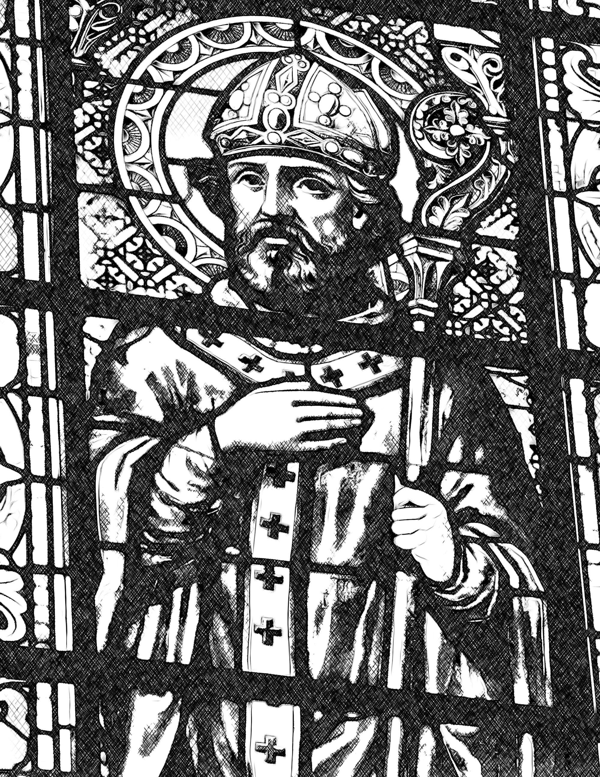 Saint-Patrick-Catholic-Coloring-Page-from-sdcason-dot-com-x