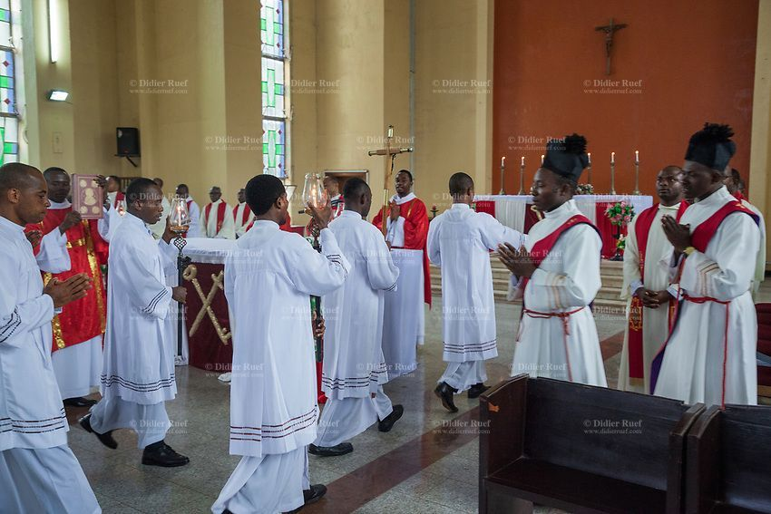 A Short History of the Catholic Church in Africa