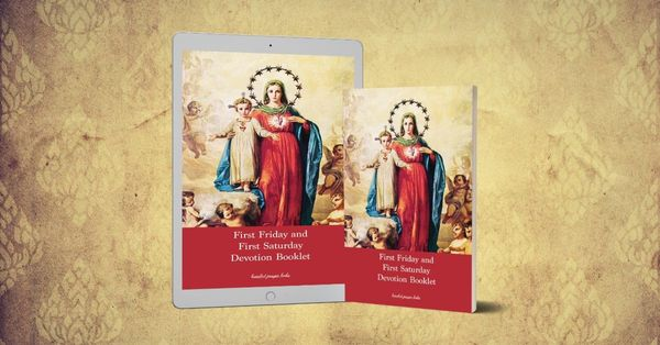 First Friday and First Saturday Devotion Booklet